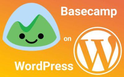 Basecamp on wp