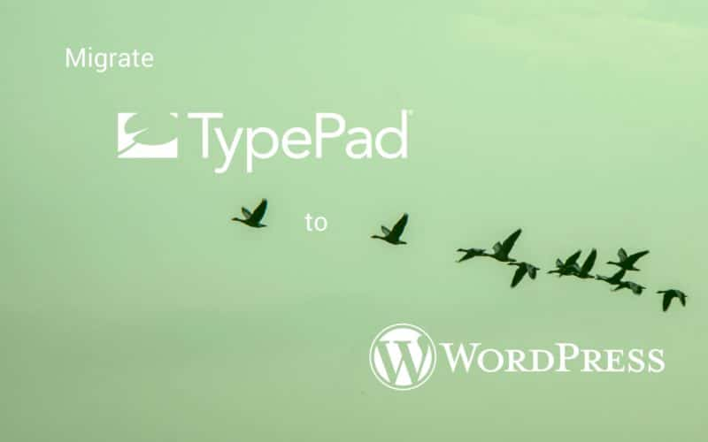 Migrate typepad wordpress 800x500
