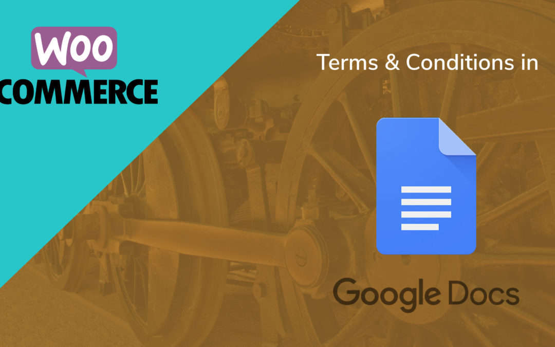 How to Link WooCommerce Terms & Conditions to a Google Doc