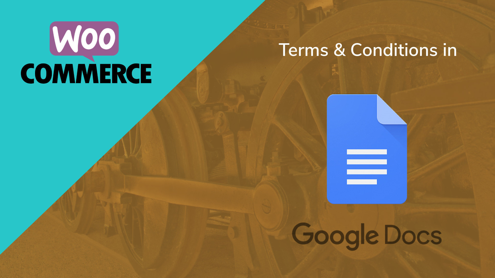 Use google docs for woocommerce terms conditions