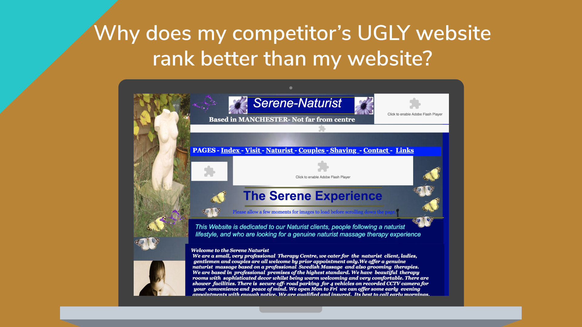 How do i get my website ranked on google