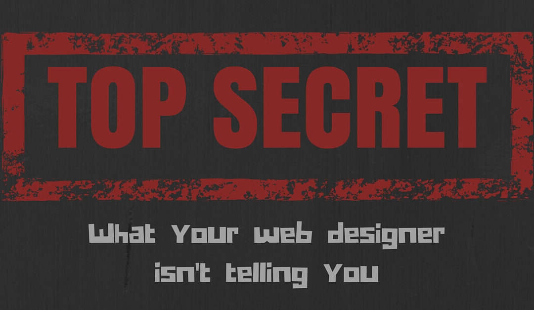 What Web Designers Are Not Telling You   How to Produce Leads From Your Website
