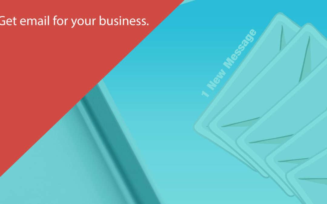 How Do I Create a Business Email?
