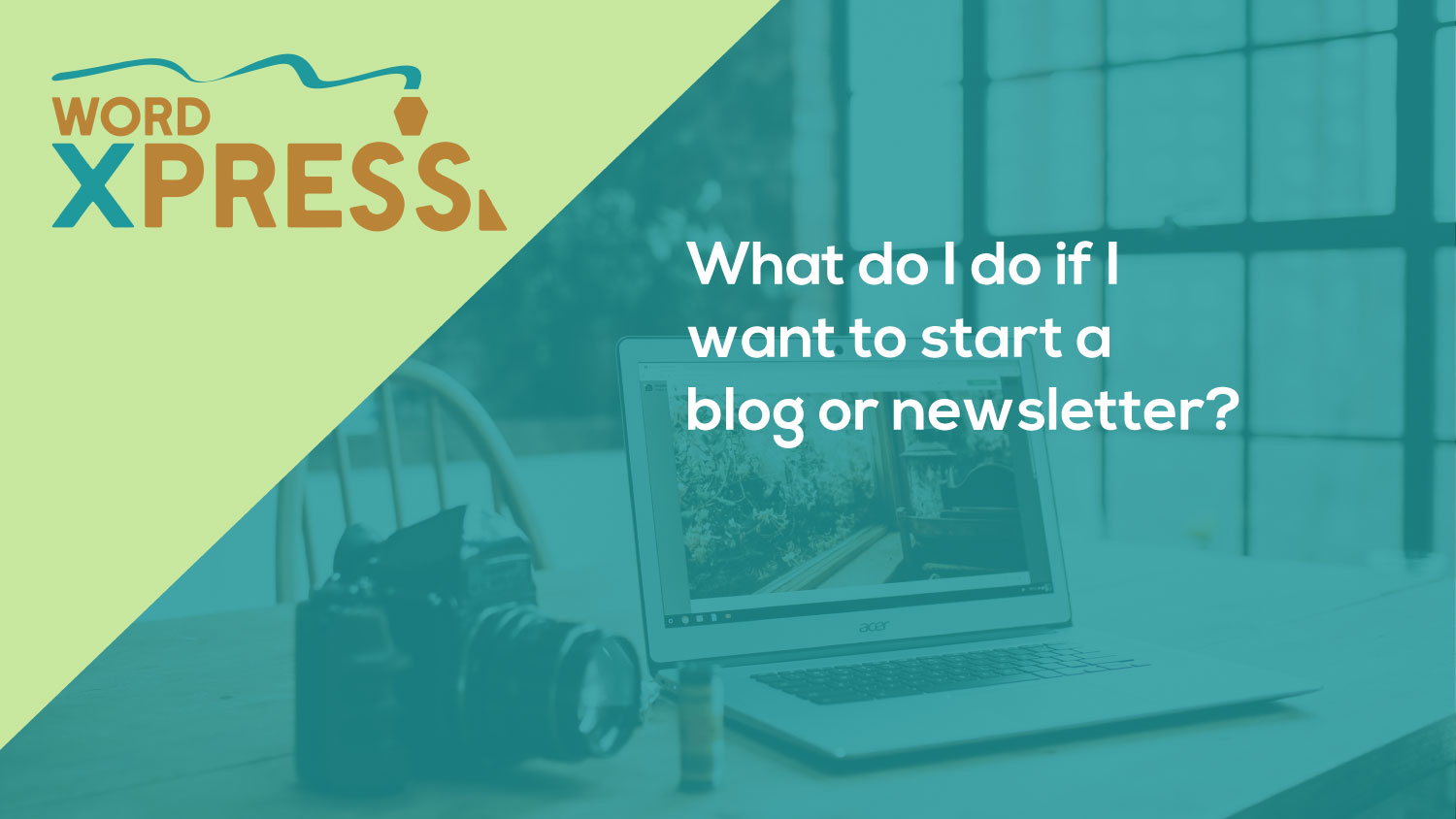 What to Do to Start A Newsletter or Blog