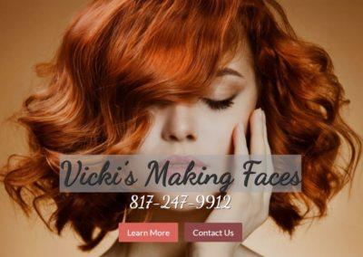 Vicki's Making Faces