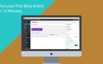 How to Create a Blog Post in the WordPress Classic Editor