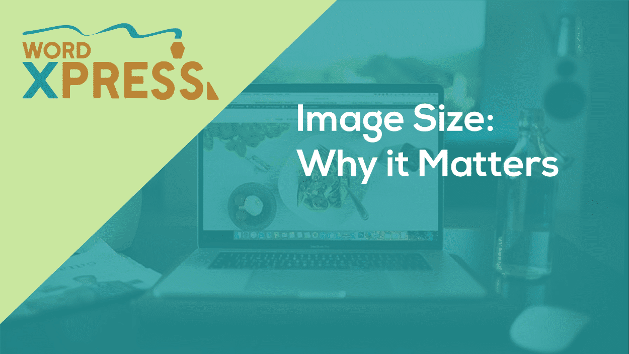 Why image size on a website is important