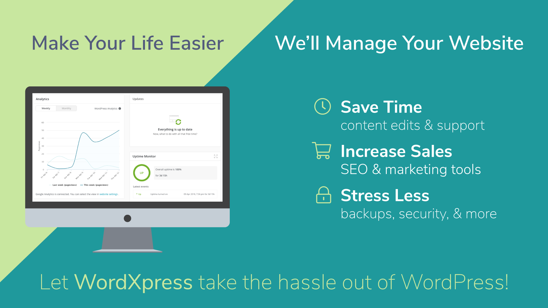 wpXPRESS manage WordPress support seo security