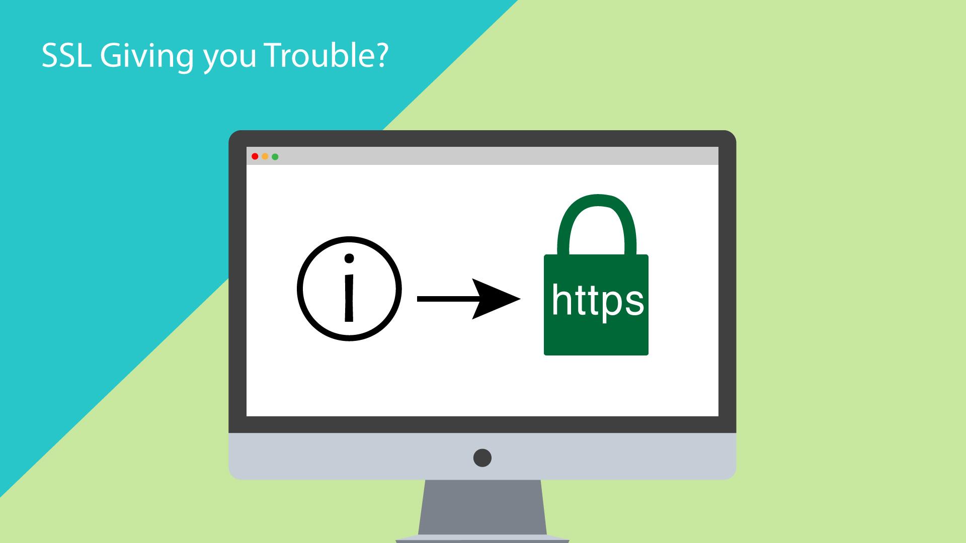 Forcing SSL