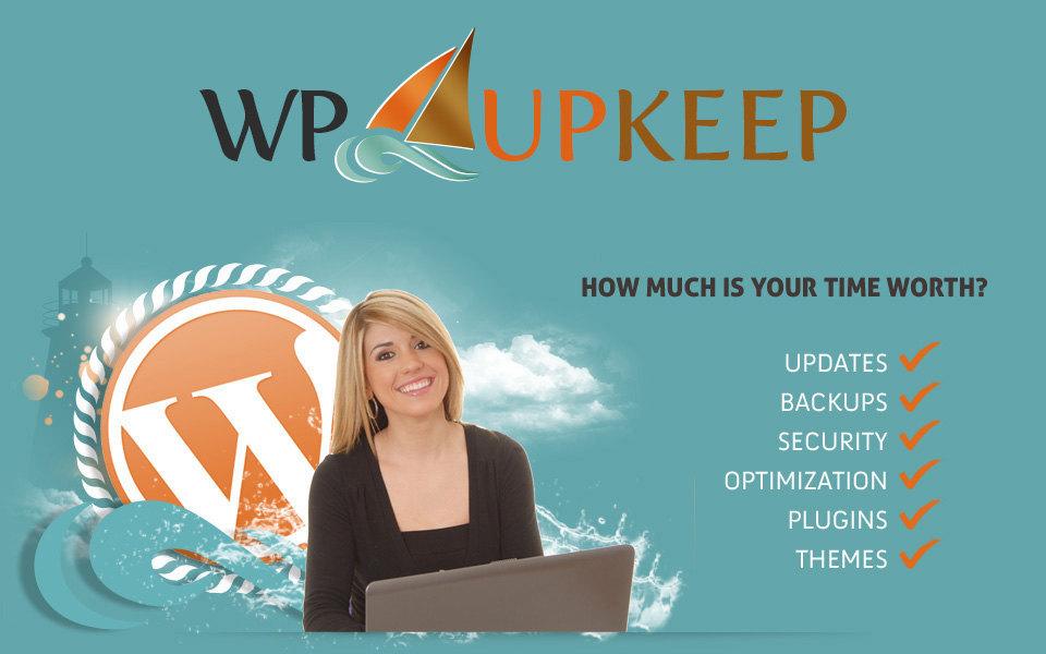 Wpupkeep wordpress maintenance