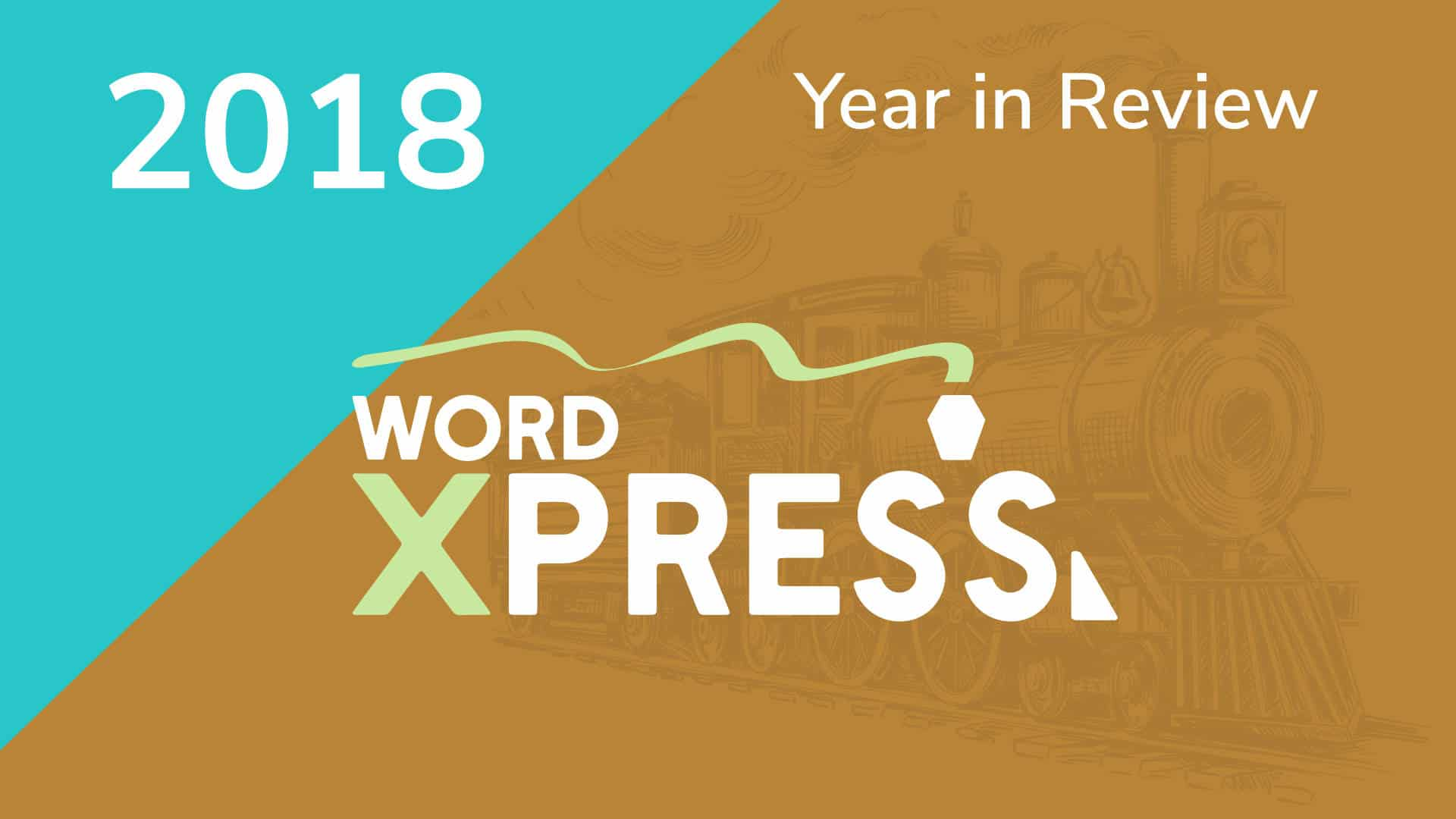 Wordxpress 2018 year review