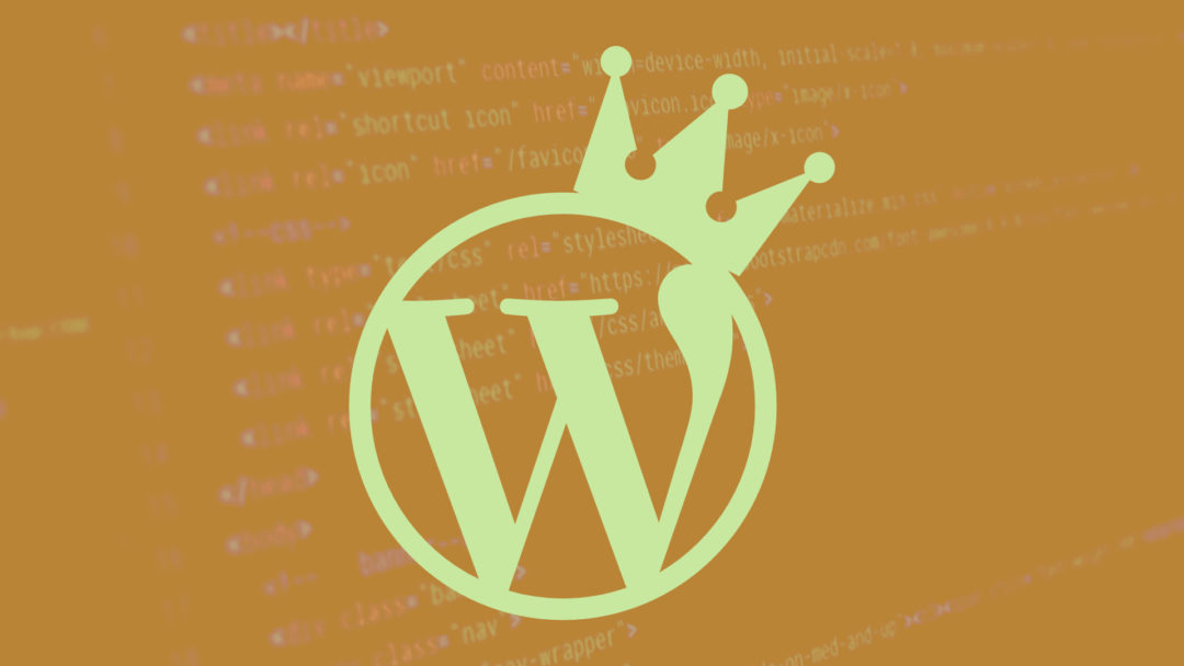 Wordpress king cms
