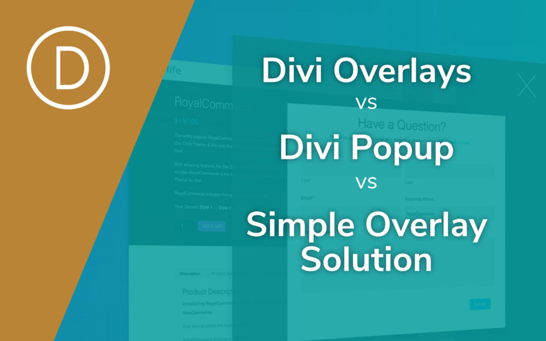 What is the Best Pop-Up Plugin for the Divi WordPress Theme?