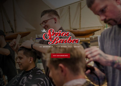 The Señor Barber