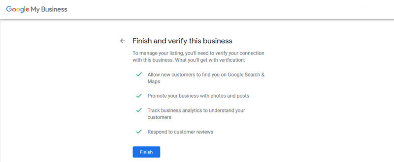 3 google my business fill in