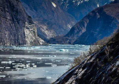 Hubbard glacier alaska 2015